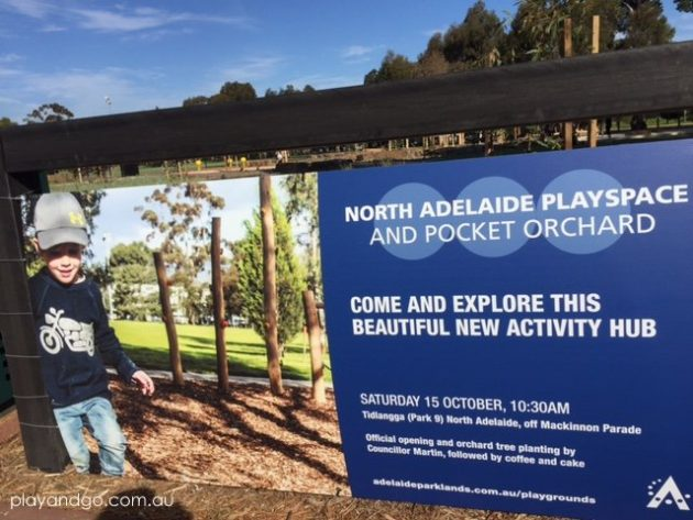 north-adelaide-playspace official opening 15 October 2016