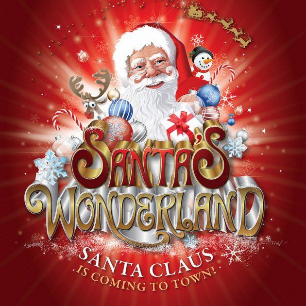 Santa's Wonderland Adelaide Showground