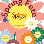 Spring Fete Spicer Church
