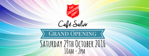 Cafe Salvo Grand Opening