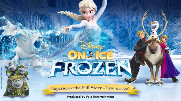 disney-on-ice-frozen-2017 Adelaide