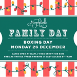 Boxing Day Family Races