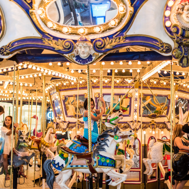 Christmas in Rundle Mall - Christmas Carousel