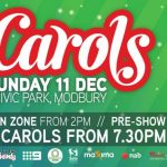 Civic Park Carols
