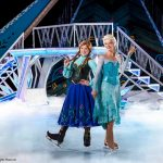 disney on ice frozen elsa anna