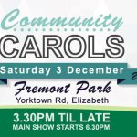 Playford Community Carols