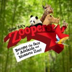Zoos SA's Zooperstar: Become the face of Adelaide Zoo and Monarto Zoo