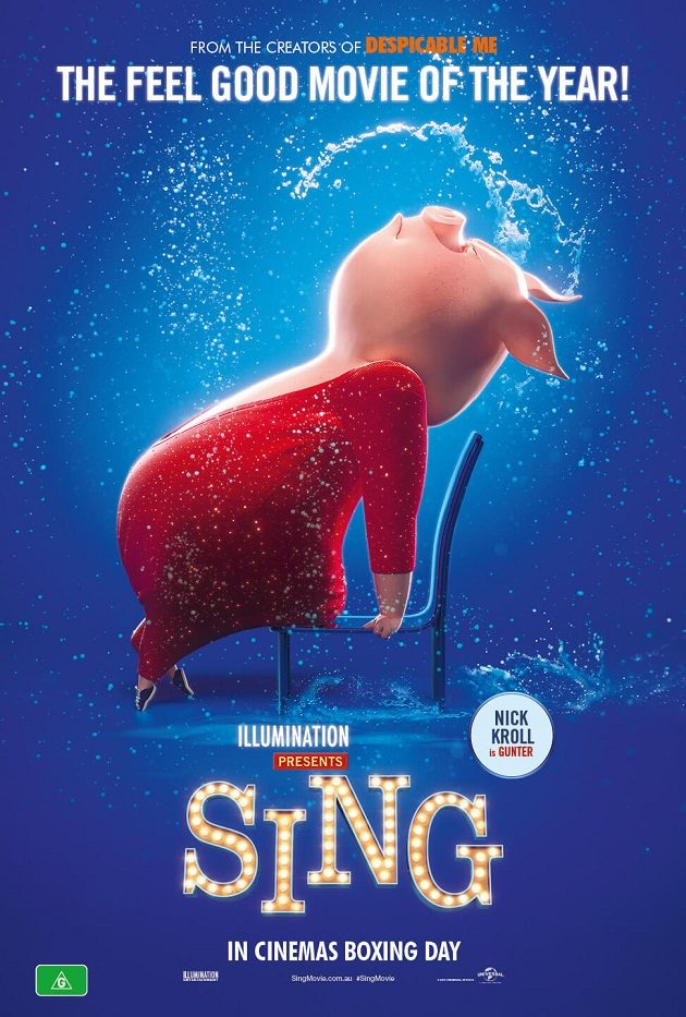 sing movie