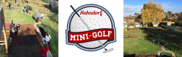 hahndorf mini golf collage