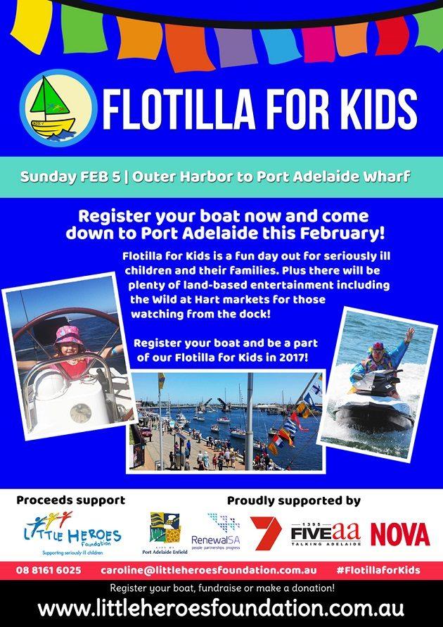 flotilla for kids 1