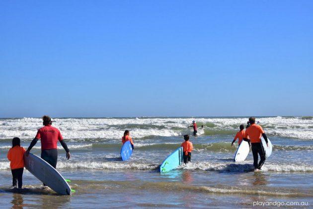 middleton surf lessons