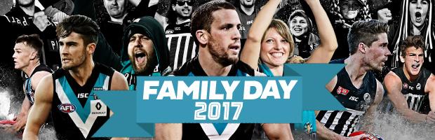 port adelaide football club family day