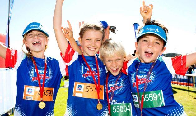 Weet-Bix Kids TRYathlon