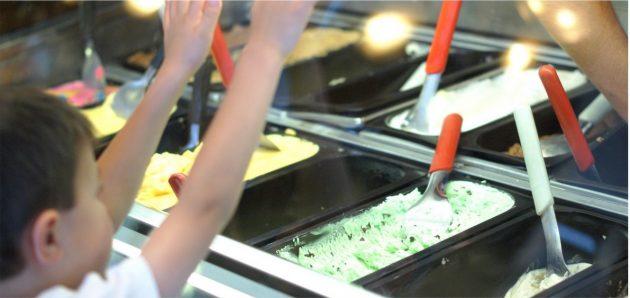 Ice Cream Places in Adelaide: Cafe Bravo Gelato