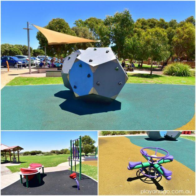 Jubilee Playground modern area (2)