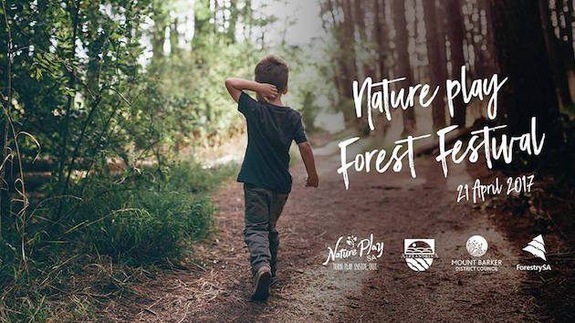 Nature Play forest festival