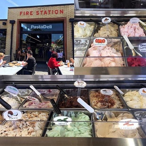 ce Cream Places in Adelaide: Pasta deli gelati