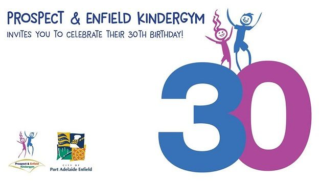 prospect and einfield kindergym birthday