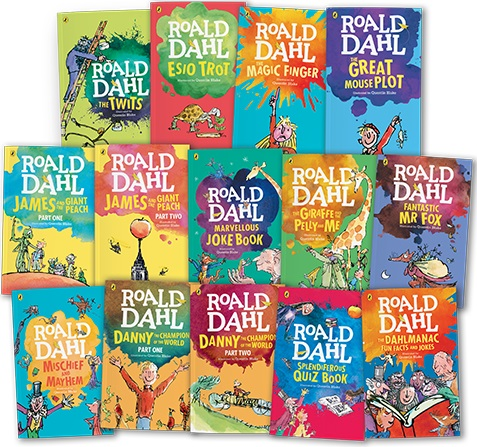 roald dahl the advertiser