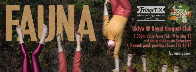 Fauna Adelaide Fringe Review