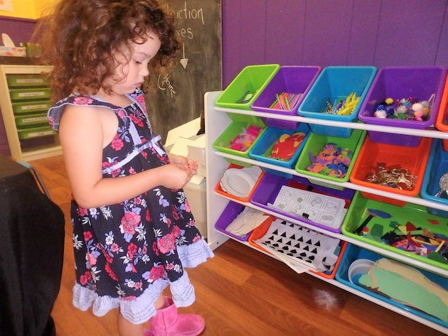 Splodge Kids Play Cafe Review