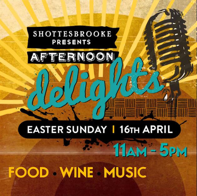Afternoon Delights at Shottesbrooke
