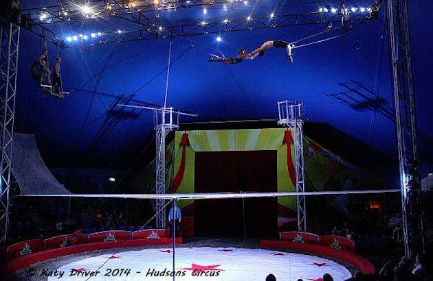 Hudsons Circus