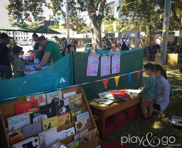 Kids Weekend Writers Week