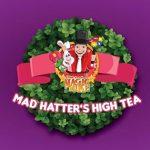 mad hatter's high tea