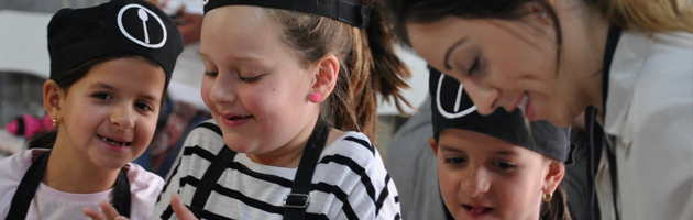Scoffed School Holiday Cooking Classes for Kids