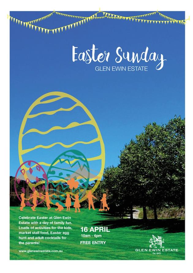 Easter Sunday at Glen Ewin Estate