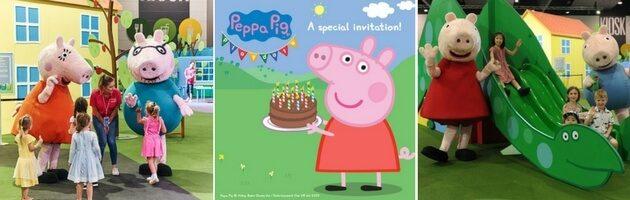 Peppa Pig Playdate Adelaide