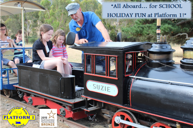 Platform 1 Heritage Farm Railway School Holiday Activities