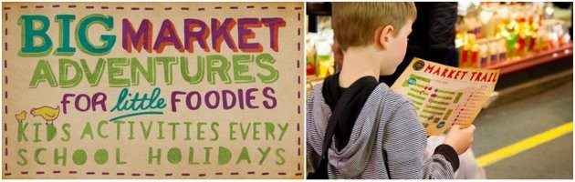 Easter School Holidays at Adelaide Central Market