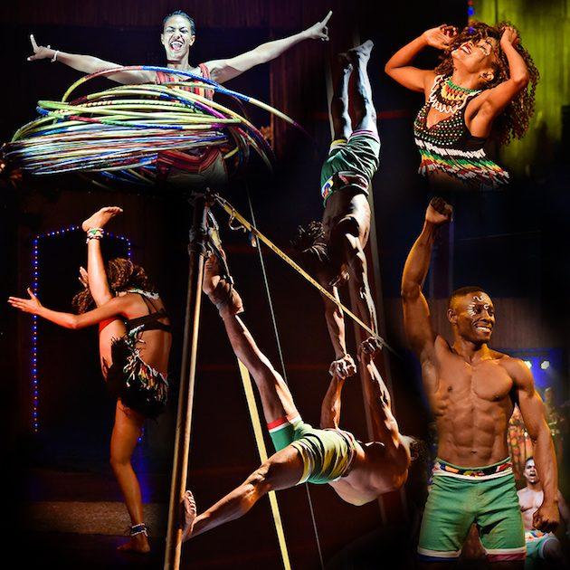 Cirque Africa Adelaide Fringe Tour