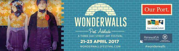 Wonderwalls Port Adelaide Festival