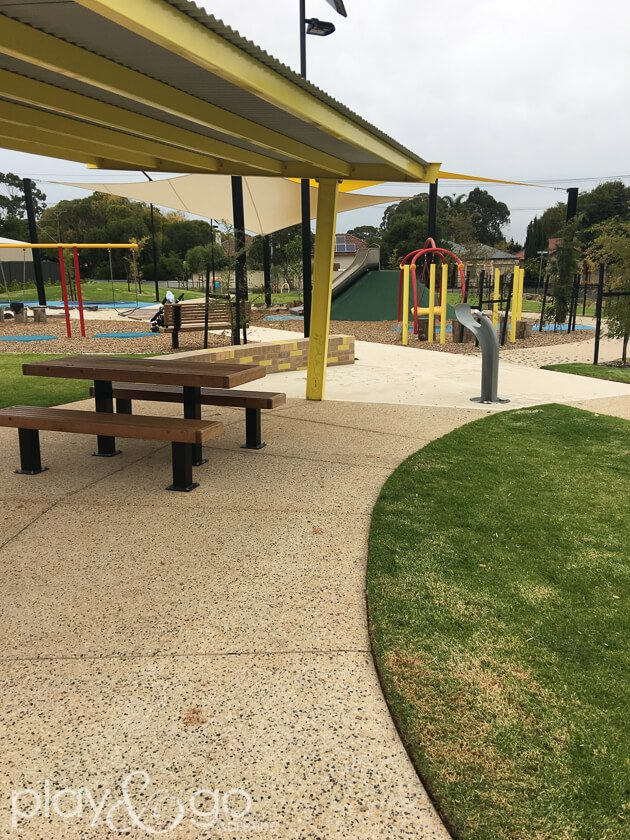 Katherine Street Reserve Playground Review