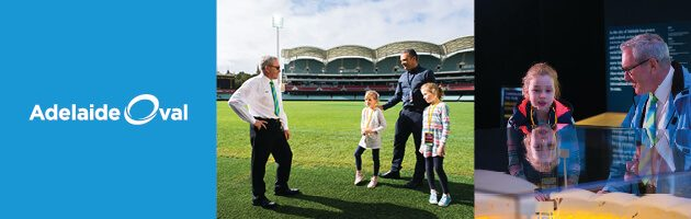 Adelaide Oval Winter School Holidays Adelaide