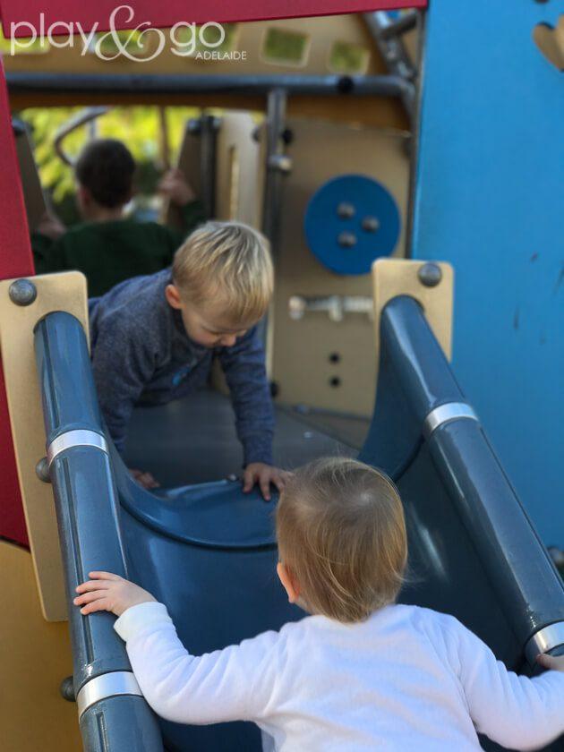 Train Park Croydon Playground Review