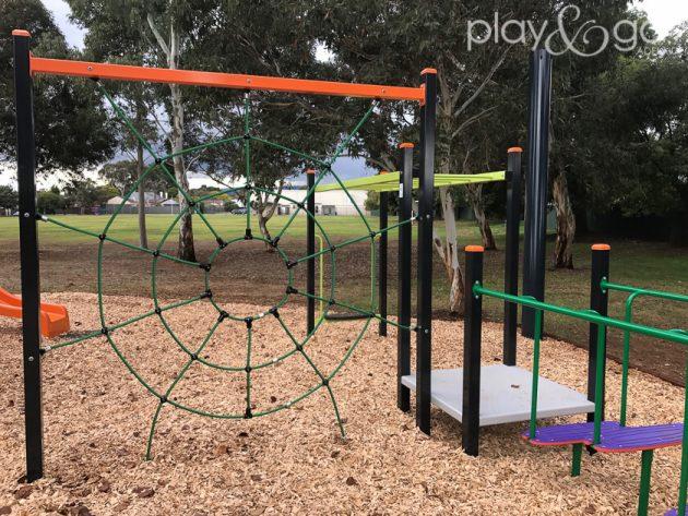Avenue Road Reserve City of Mitcham New Playground