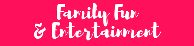 Family Fun & Entertainment winter school holiday