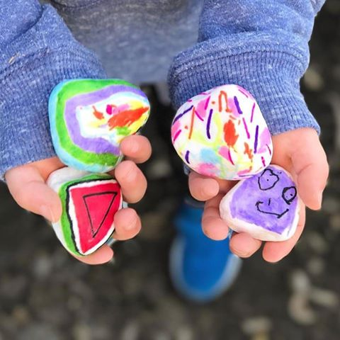 Sa rocks paint a rock find a rock creative nature - Where to buy rocks to paint ...