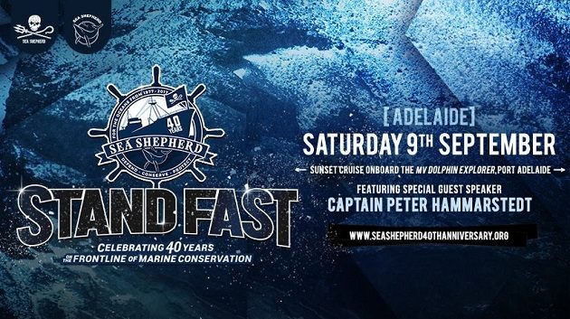 sea shepherd ocean defence tour