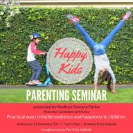 Happy Kids Parenting Seminar 630