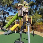 unley oval hilltop playground