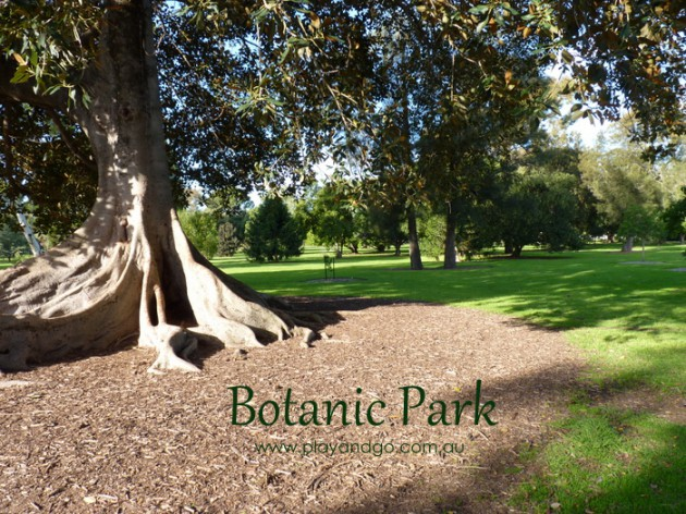 Botanic Park Grounds