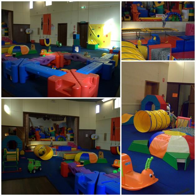 kindergym front room