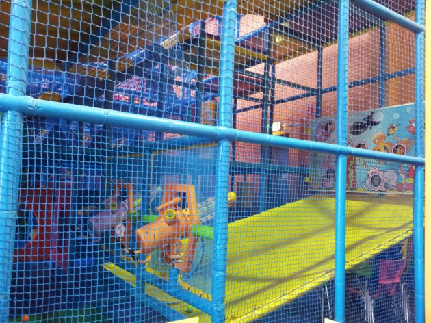 Wacky Warehouse Play Cafe review