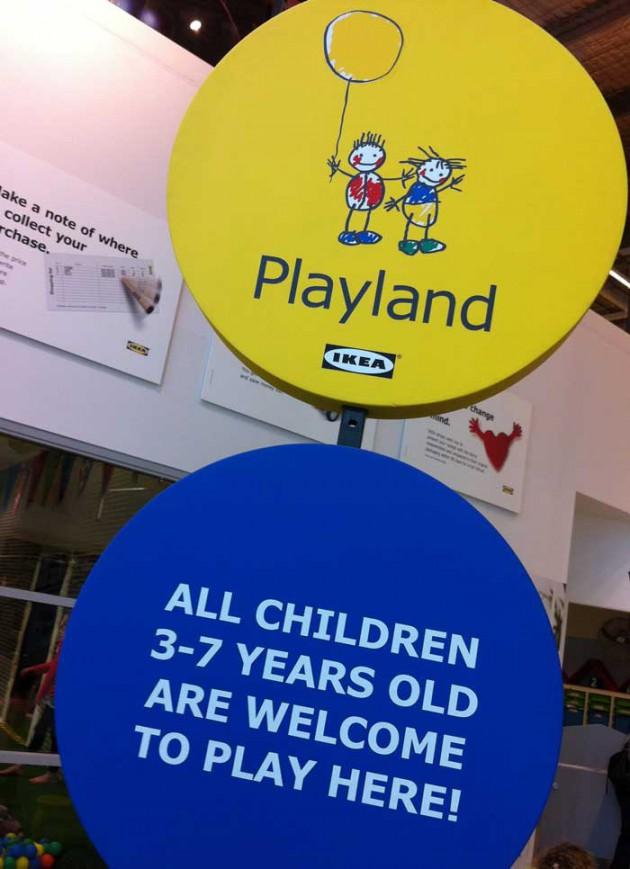 IKEAplayland