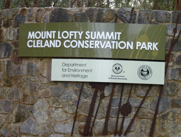 Mount Lofty Summit
